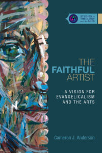 Book Cover - The Faithful Artist