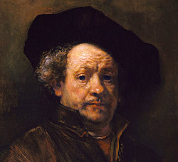 CIVA Podcast - How to look at a painting - Rembrandt