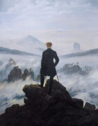 Wander Over a Sea of Fog (1818)